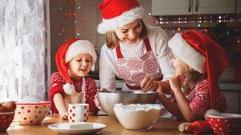 5 рецептов новогоднего завтрака из программы «Завтрак на ура!»