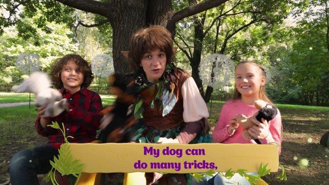 Magic Songs. Выпуск 4. «Моя собака»