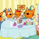 «Три кота». Мультсериал