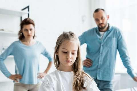 Можно ли ссориться при детях? Ученые против!