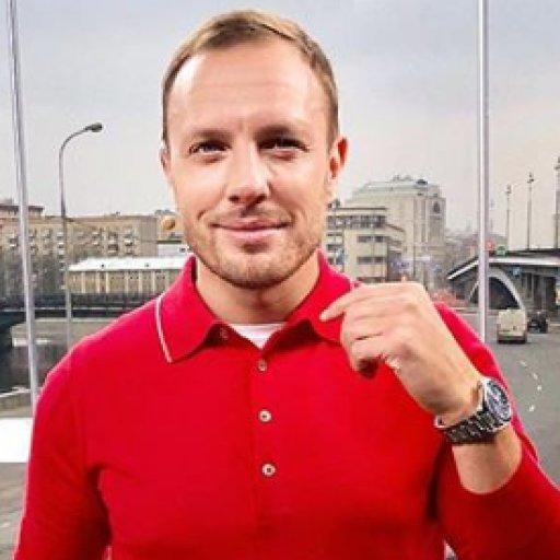 Тимур Соловьев, ведущий Первого канала