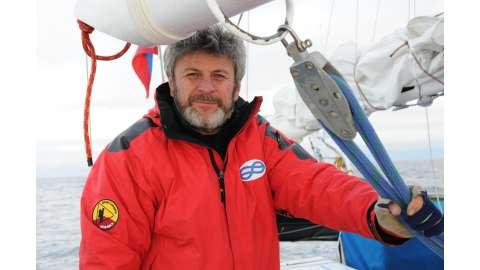 Николай Литау, яхтсмен, кругосветый путешественник