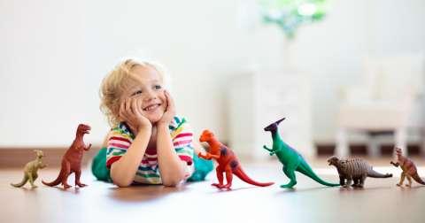 «Он знает все породы динозавров!» Что делать, если ребенка интересует только одна тема?