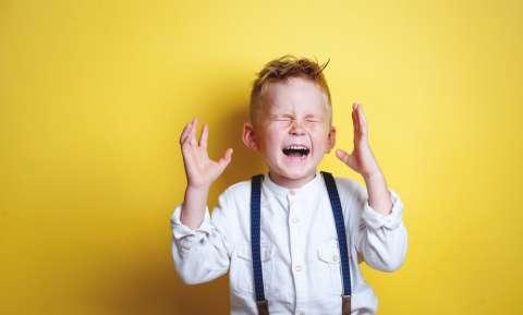 Детская истерика: как она устроена и как на нее правильно реагировать