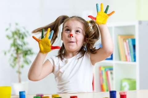 Привычка жестикулировать развивает детскую фантазию