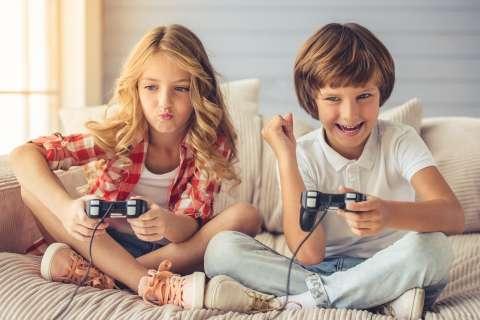 6 причин разрешать детям играть в видеоигры. Потому что от них есть и польза!