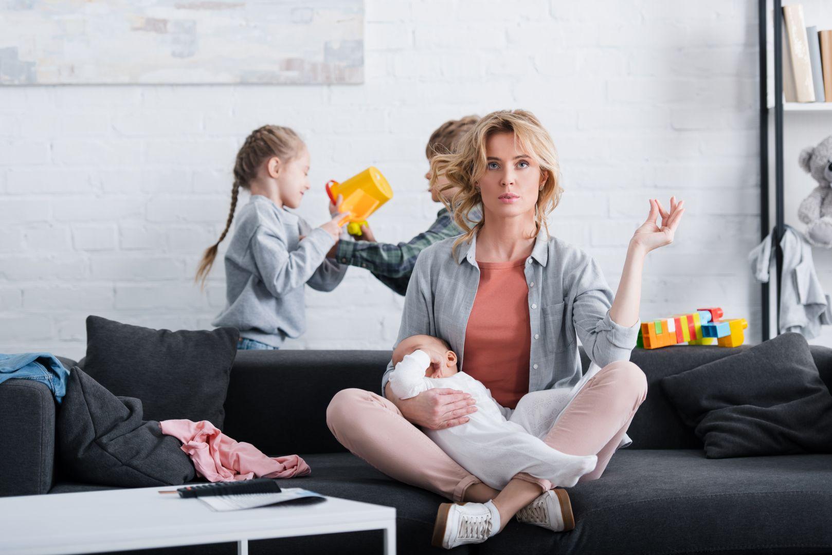 Мама устала: почему утомляться - это нормально? - Телеканал «О!»