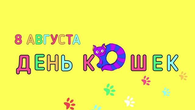 """День кошек на канале """"О!"""""""