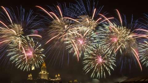 Приглашаем на Фестиваль фейерверков!