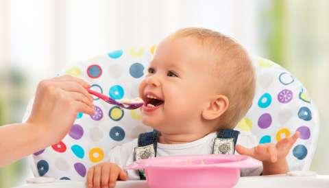 Детские пищевые привычки закладываются в самом раннем возрасте