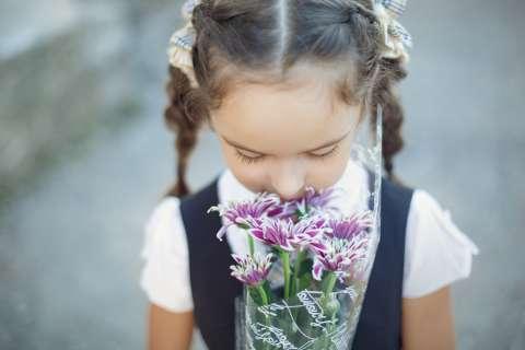 «Дети вместо цветов»: благотворительные акции в День знаний