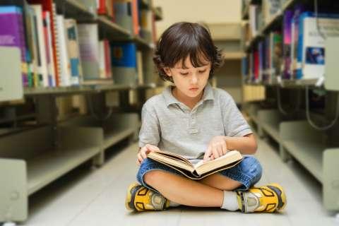 Акция «Первоклассный читатель»: знакомимся с детскими книгами