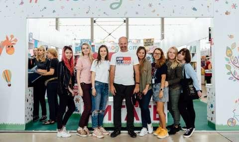Дмитрий Емец о чтении, гаджетах и семье Пегасов