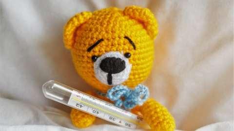 Опять простуда: чем занять заболевшего ребёнка?