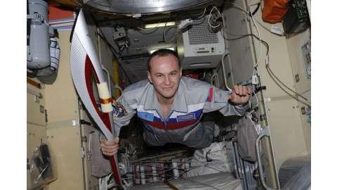 Сергей Рязанский, летчик-космонавт, герой РФ