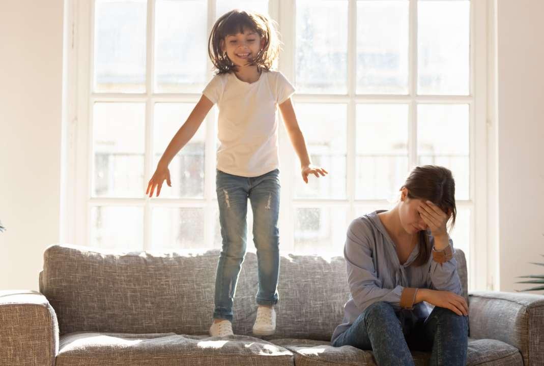 Правила поведения взрослых с детьми