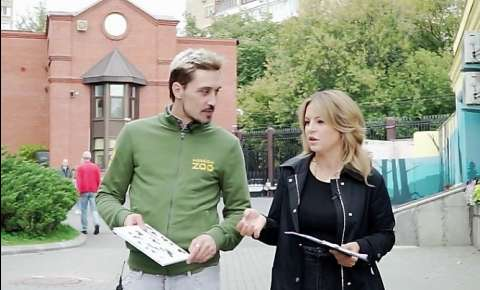 Московский зоопарк запускает просветительский видеоблог
