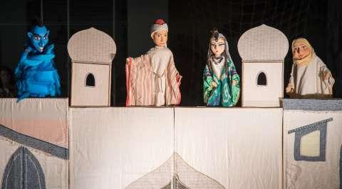 Фестиваль кукольных театров пройдёт в «Аптекарском огороде»