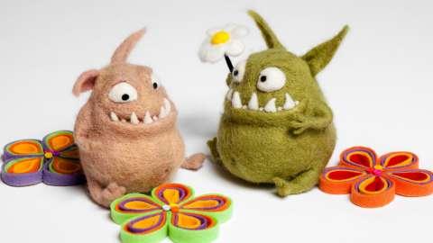 Игрушки-монстры: вредят ли они детской психике?