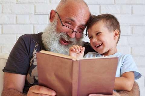 15 замечательных книг о бабушках и дедушках
