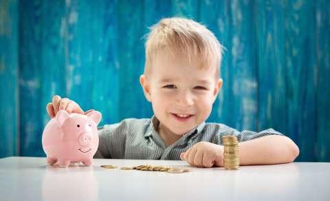 Игры, которые научат ребёнка cчитать деньги