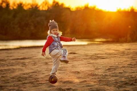 5 детских игр для прогулки