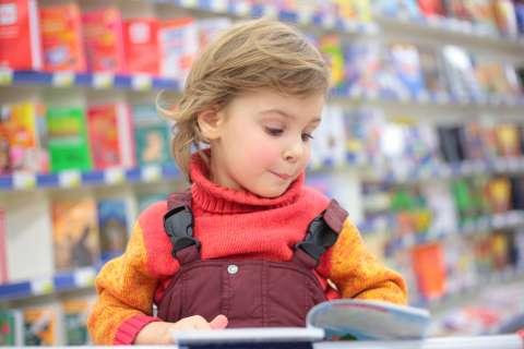 Фестиваль детской книги в Санкт-Петербурге