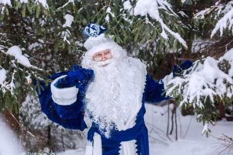 С днем рождения, Дед Мороз!