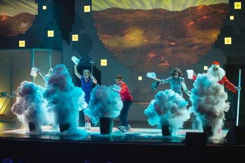 Научная ёлка Wow How: шоу «СеРверный полюс» и новогодние чудеса!
