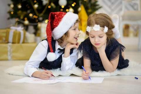 День писем Деду Морозу на канале «О!»