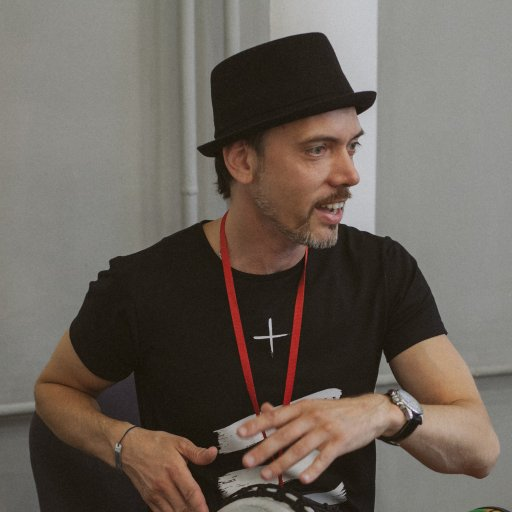 Лев Слепнер, композитор, перкуссионист, маримбофонист