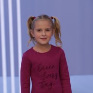 Маруся Щербаченко, 8 лет