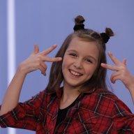 Наташа Мажукина, 9 лет