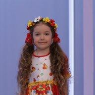 Алиса Сучкова, 6 лет