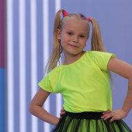 Настя Логинова, 11 лет