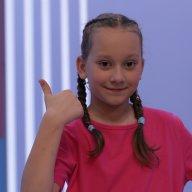 Оля Одинцова, 8 лет