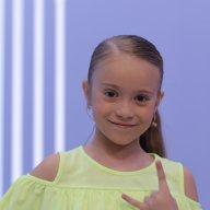 Полина Никитина, 8 лет