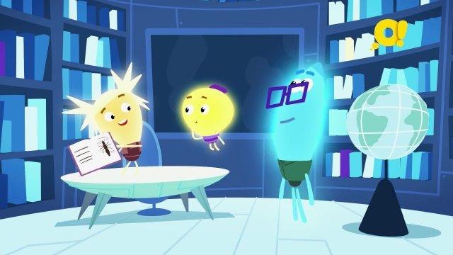 Лабораториум. Маленькие исследователи выпуск 2
