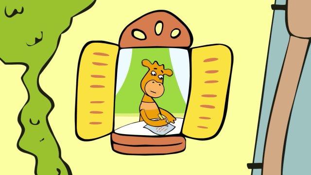 """Оранжевая корова. 4 серия. """"Потеряшка"""""""