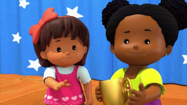 В мире малышей 8 серия