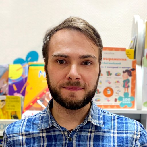 Антон Позднышев, составитель квестов, литературный редактор издательства VoiceBook