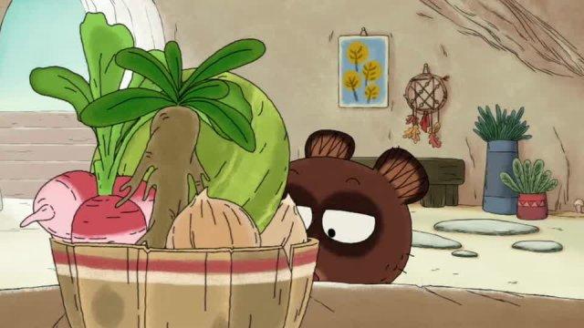 Медвежонок Помпон. 3 серия