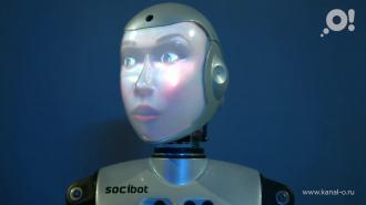 Роботы. Выпуск 1. Социобот